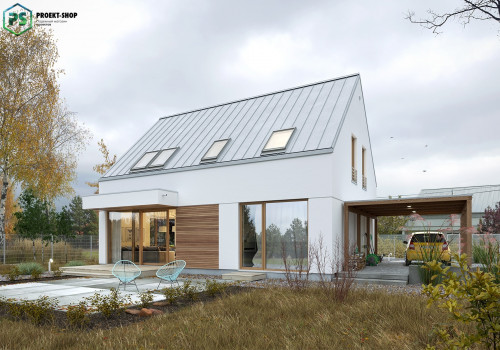 Типовой проект жилого дома 3-05