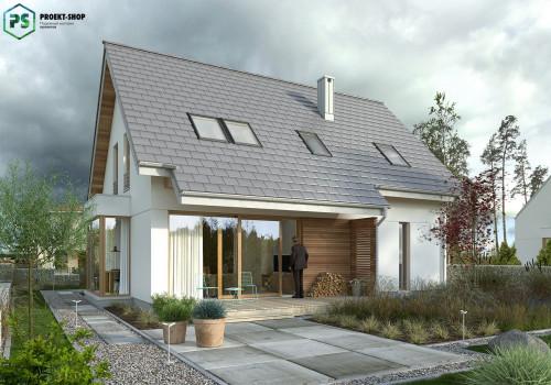 Типовой проект жилого дома 3-06