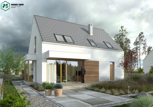 Типовой проект жилого дома 3-07
