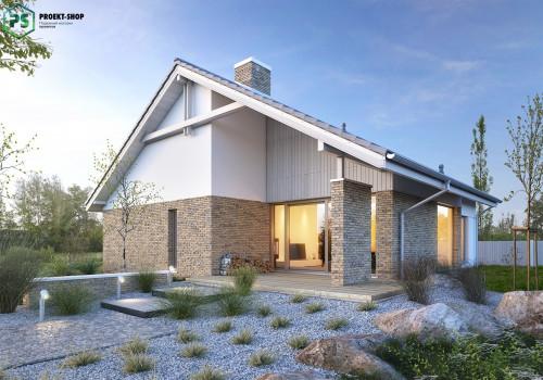 Типовой проект жилого дома 3-08