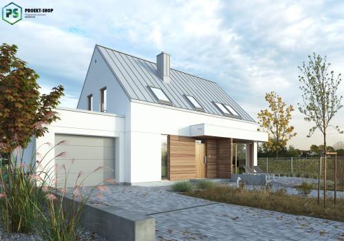 Типовой проект жилого дома 3-09