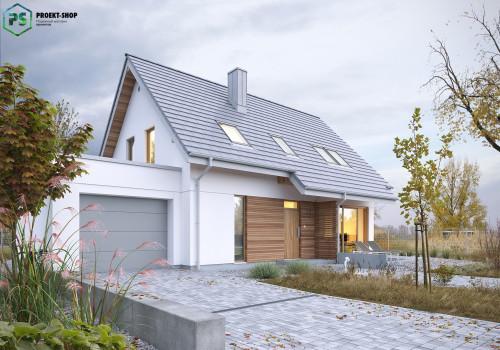 Типовой проект жилого дома 3-10