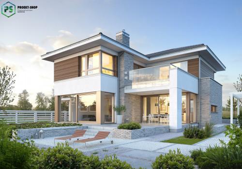 Типовой проект жилого дома 3-102
