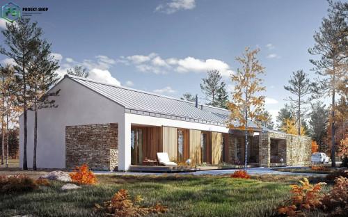 Типовой проект жилого дома 3-103