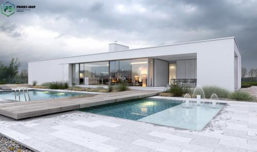 Типовой проект жилого дома 3-105