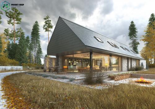 Типовой проект жилого дома 3-107