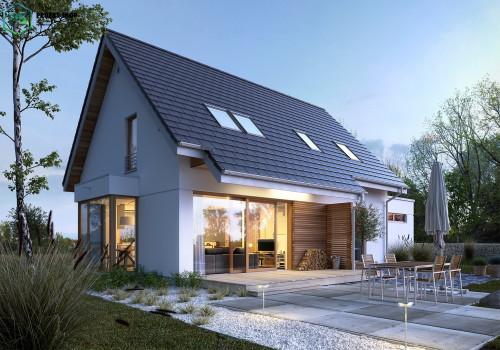 Типовой проект жилого дома 3-11