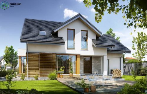 Типовой проект жилого дома 3-13