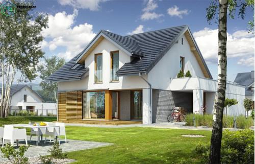 Типовой проект жилого дома 3-14