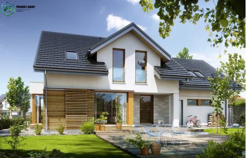 Типовой проект жилого дома 3-15