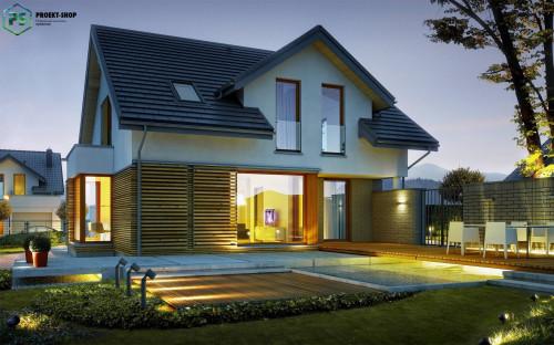 Типовой проект жилого дома 3-16