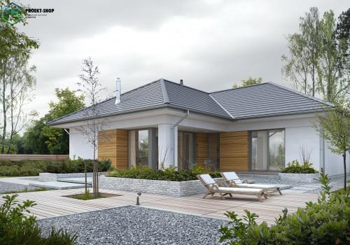 Типовой проект жилого дома 3-18