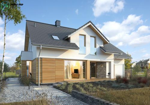 Типовой проект жилого дома 3-26