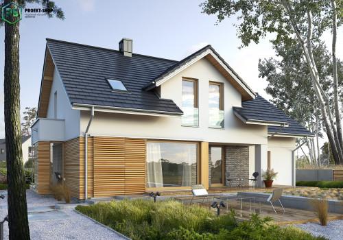 Типовой проект жилого дома 3-27