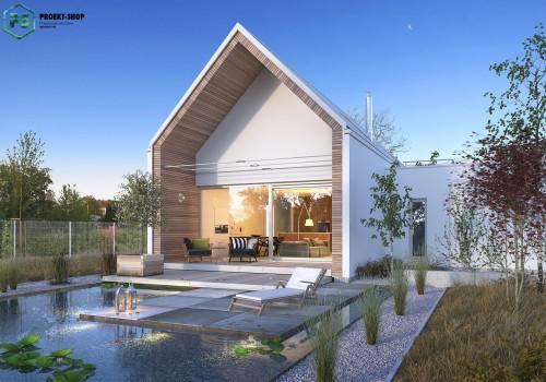 Типовой проект жилого дома 3-28