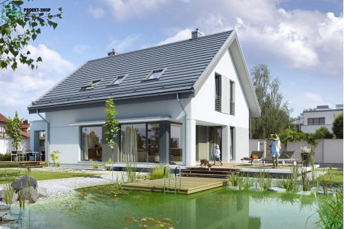 Типовой проект жилого дома 3-29