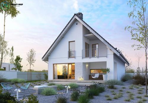 Типовой проект жилого дома 3-30