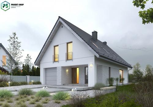 Типовой проект жилого дома 3-33