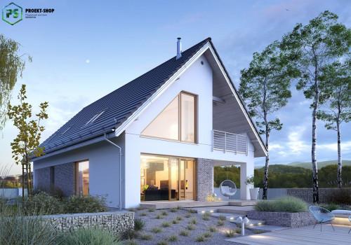 Типовой проект жилого дома 3-34