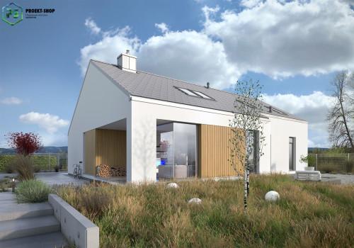 Типовой проект жилого дома 3-37
