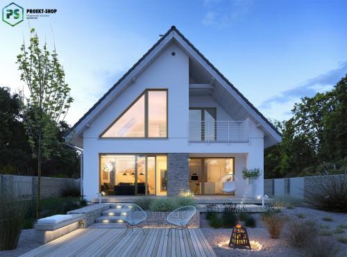 Типовой проект жилого дома 3-40
