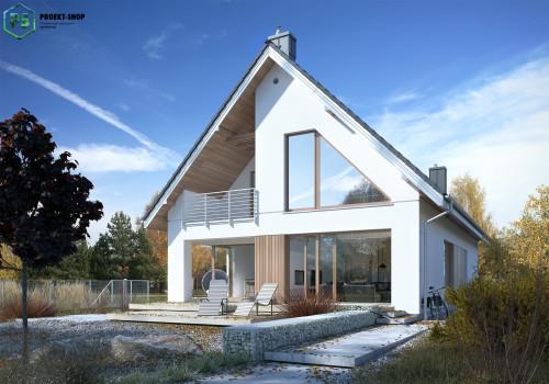 Типовой проект жилого дома 3-43