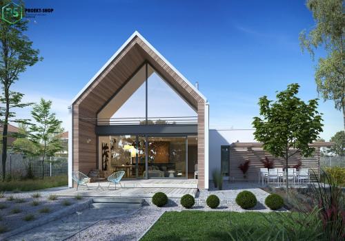 Типовой проект жилого дома 3-44