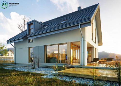 Типовой проект жилого дома 3-46