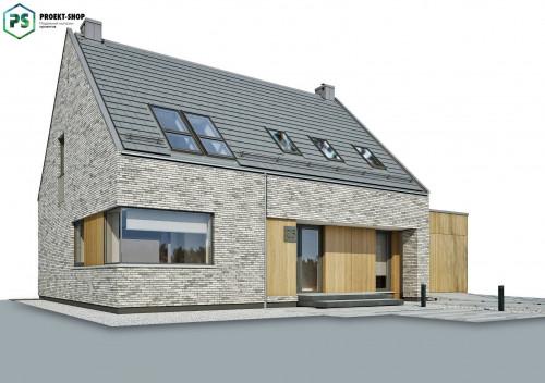 Типовой проект жилого дома 3-47