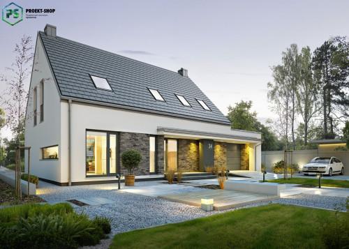 Типовой проект жилого дома 3-48