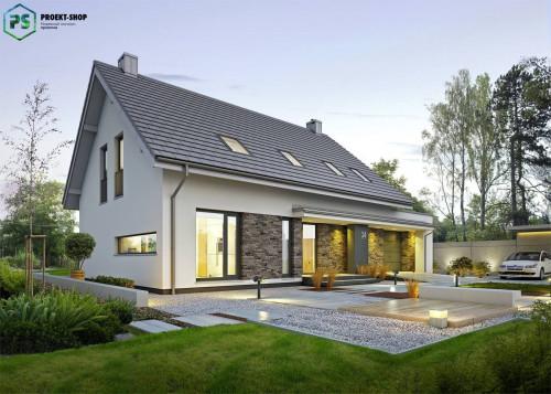 Типовой проект жилого дома 3-49