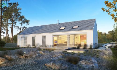 Типовой проект жилого дома 3-52