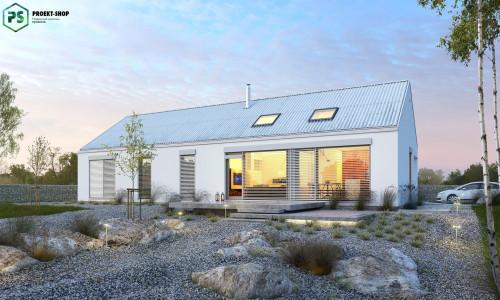Типовой проект жилого дома 3-53