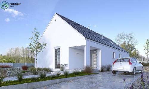 Типовой проект жилого дома 3-55