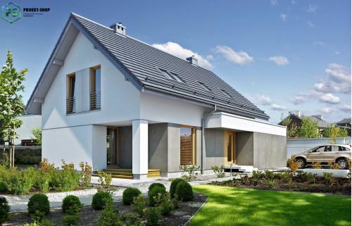 Типовой проект жилого дома 3-56
