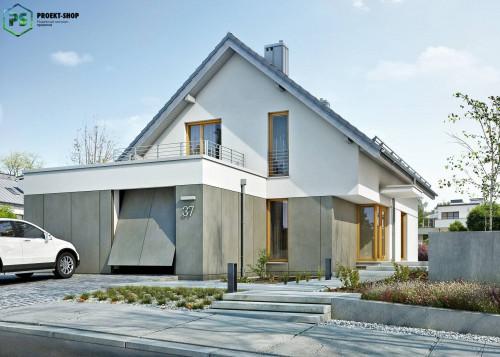 Типовой проект жилого дома 3-58