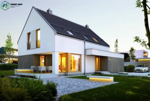 Типовой проект жилого дома 3-59