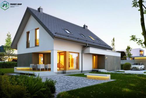 Типовой проект жилого дома 3-60