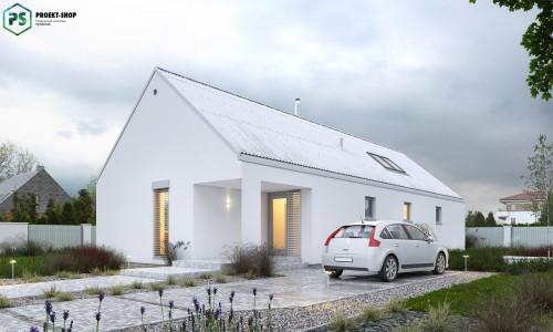 Типовой проект жилого дома 3-64