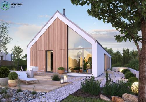 Типовой проект жилого дома 3-66