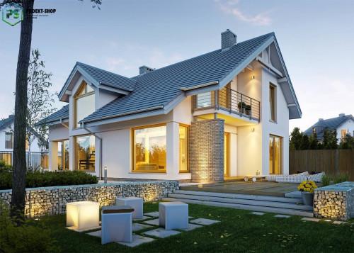 Типовой проект жилого дома 3-68