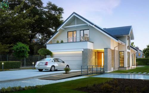 Типовой проект жилого дома 3-70