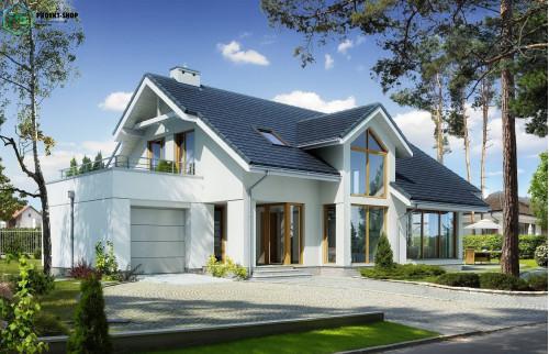 Типовой проект жилого дома 3-72