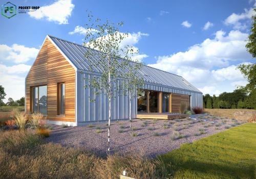Типовой проект жилого дома 3-76