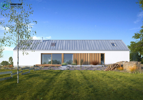 Типовой проект жилого дома 3-77