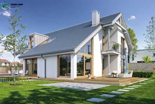 Типовой проект жилого дома 3-79