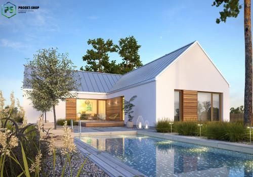 Типовой проект жилого дома 3-80