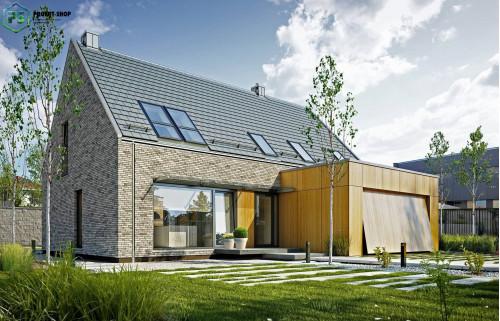 Типовой проект жилого дома 3-81