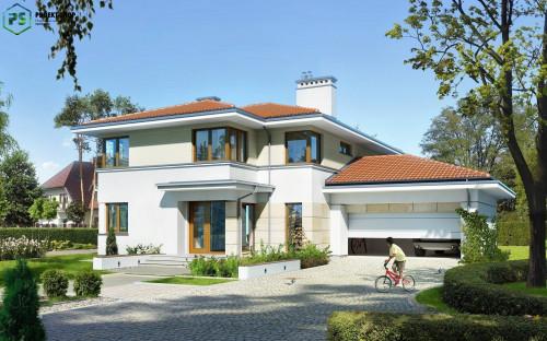 Типовой проект жилого дома 3-82