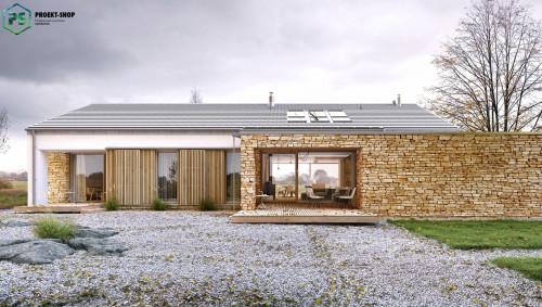 Типовой проект жилого дома 3-86